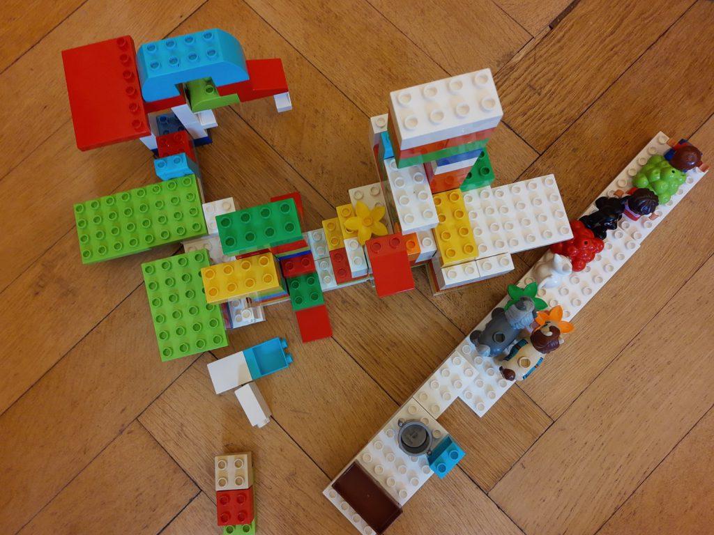 Runzelfuesschen Lego