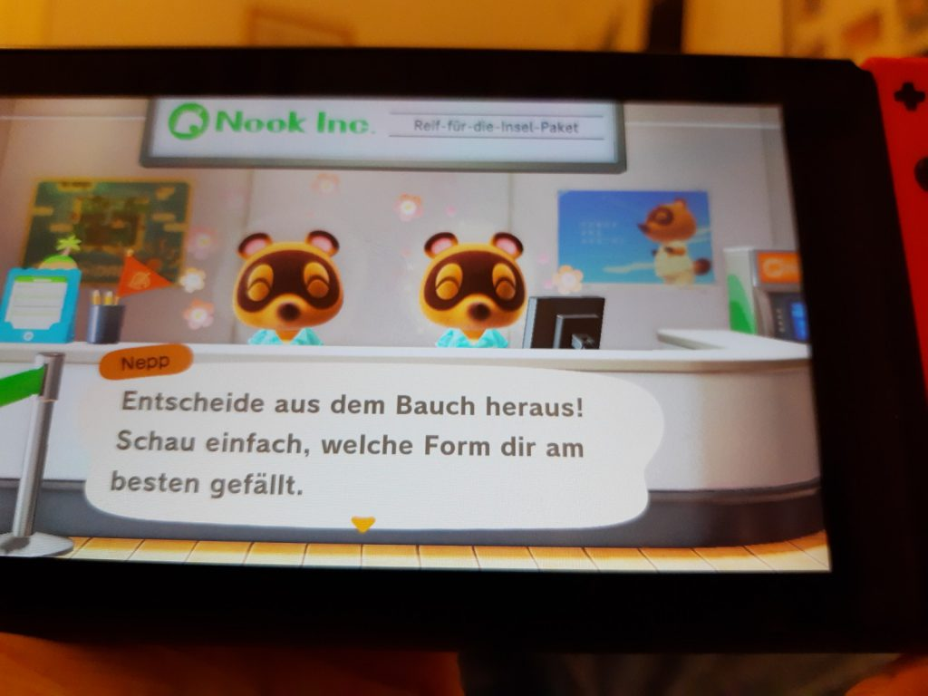 Runzelfuesschen Nintendo