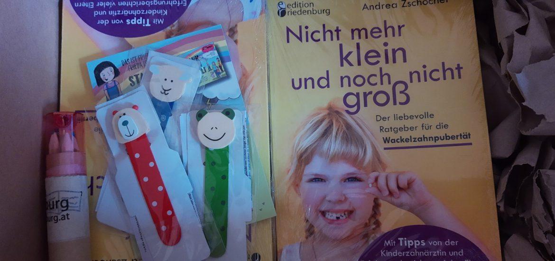 Runzelfüßchen Buch Wackelzahnpubertät