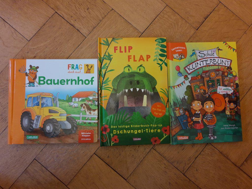 Runzelfüßchen Kinderbuchtipps