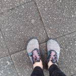 Von neuen Schuhen - das Wochenende in Bildern