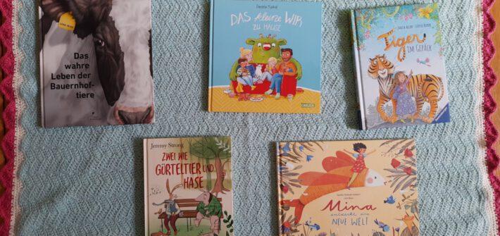 Gute Kinderbücher ab 3 Runzelfuesschen