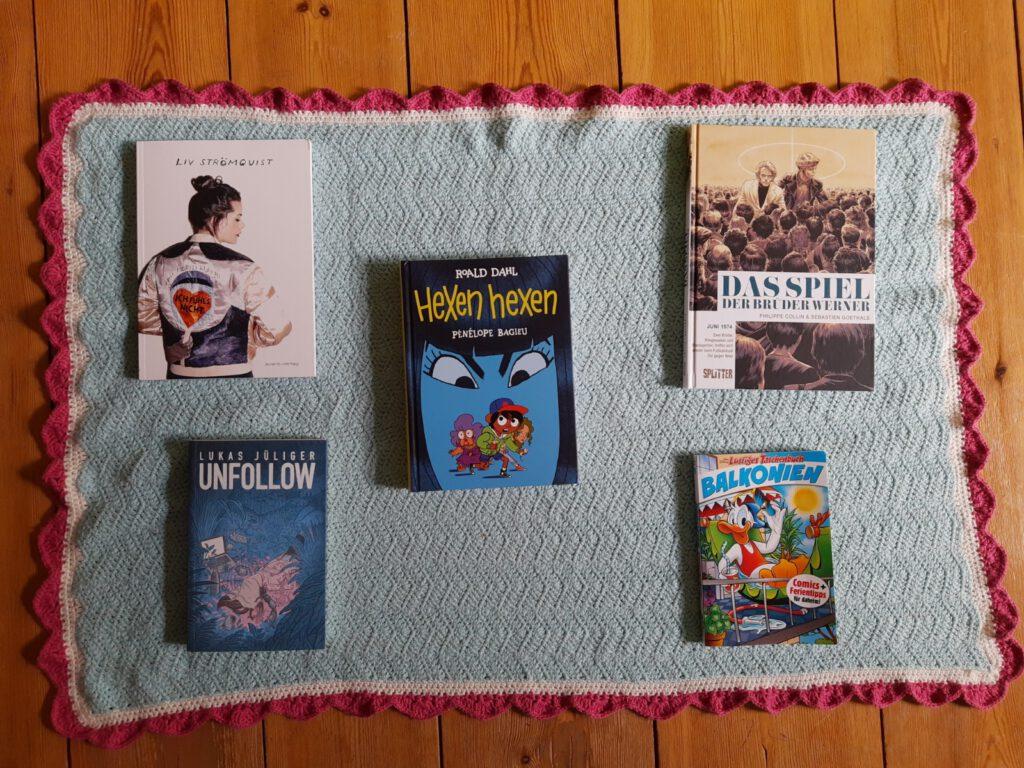 Comics für Kinder: Runzelfueschen