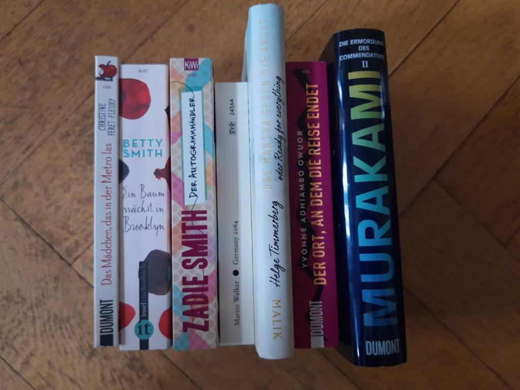 Runzelfuesschen Wochenende in Büchern