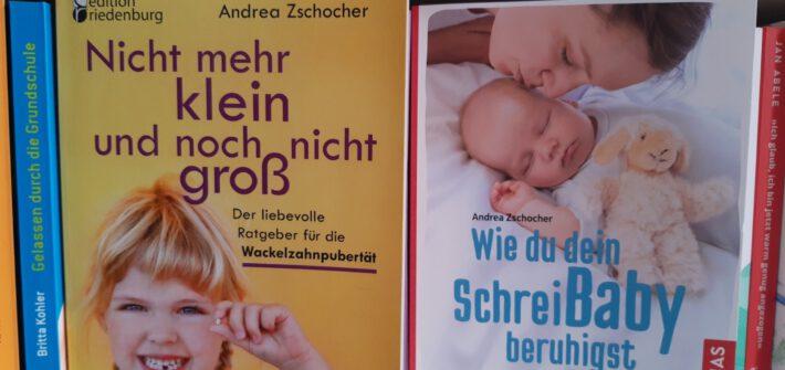 Andrea Zschocher Autorin