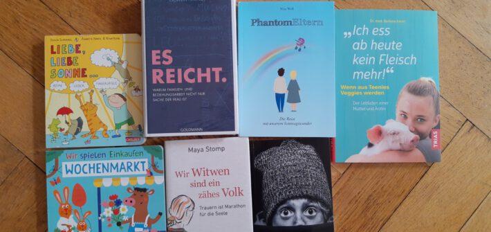 Wochenende in Büchern