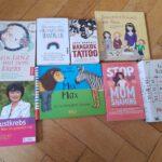 Buchgewinne zum Bloggeburtstag