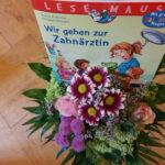 Wir gehen zur Zahnärztin - Mein erstes Kinderbuch ist da!