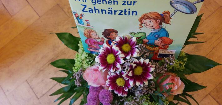 Wir gehen zur Zahnärztin Kinderbuch Andrea Zschocher