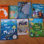 Kinderbuchtipps: Umwelt und Nachhaltigkeit im Kinderbuch