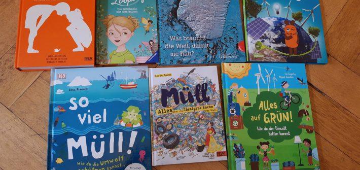 Kinderbuchtipp: Umweltschutz